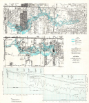 Buffalo Bayou Flood Map 1972