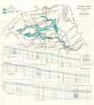 Greens and Halls Bayous Flood Map 1972
