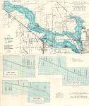 White Oak Bayou Flood Map 1972